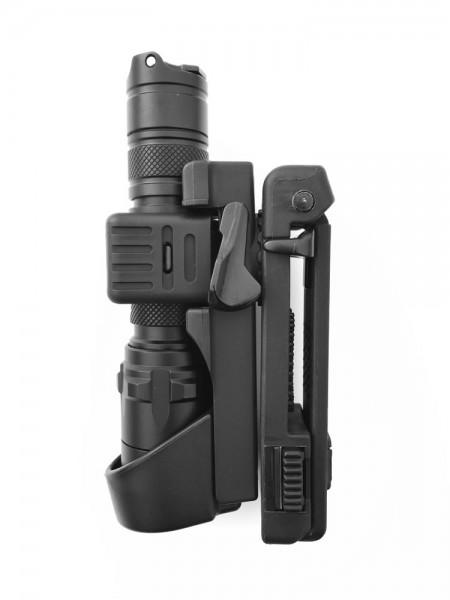 ESP taktische Lampen-Halterung mit Gürtelclip