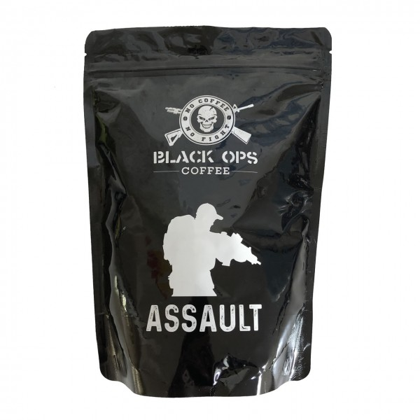 Black Ops Coffee - Assault Coffee