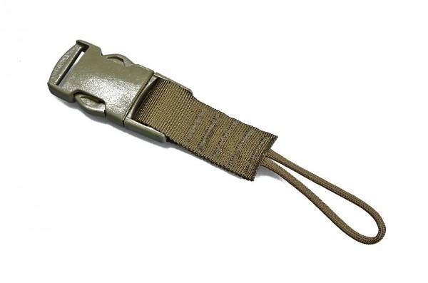 MD-Textil® QD Trageriemenadapter Paracord