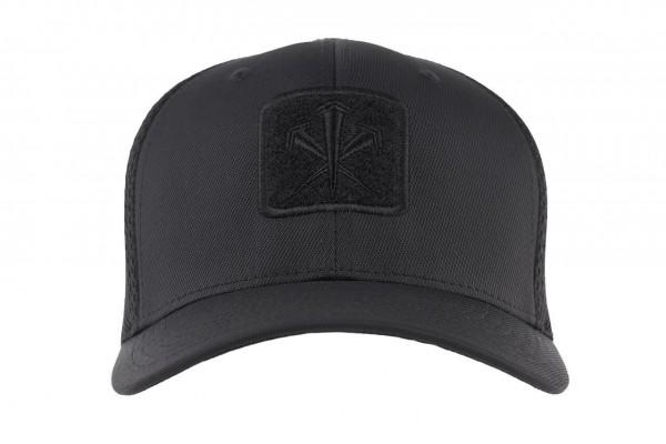 LMSGear Mesh Hybrid Base Cap Black