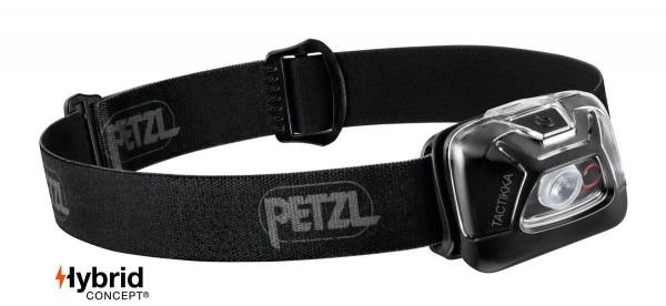 Petzl Tactikka 300 schwarz