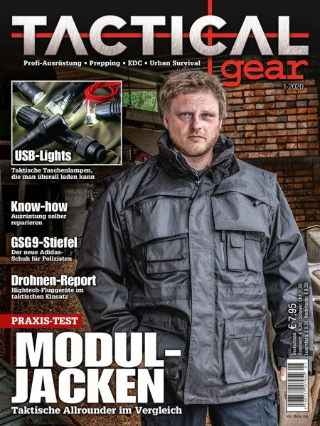 TACTICAL GEAR Ausgabe 1-2020