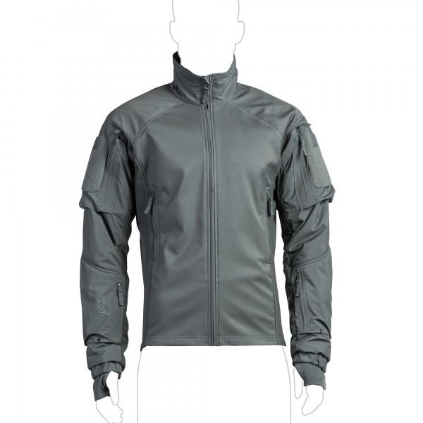 UF PRO® Delta AcE Plus Jacke Gen.2 Steel Grey