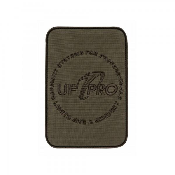 UF PRO® Flauschabdeckung Steingrau/Oliv