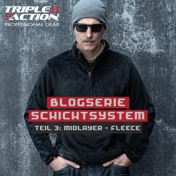 Schichtsystem-Midlayer-Fleece