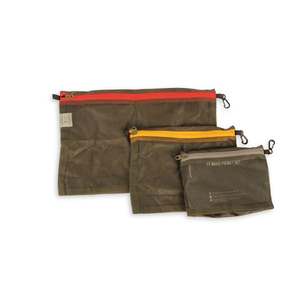 Tasmanian Tiger Mesh Pocket Set