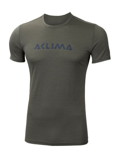 ACLIMA LightWool T-Shirt mit Logo