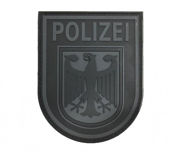Bundespolizei Ärmelabzeichen schwarz
